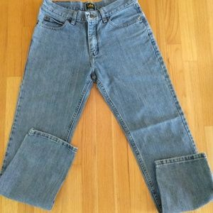 Lee Men's Relaxed Fit Jeans Size 30x32